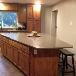 030-1_orig Knotty Alder Cabinets & Solid Surface Countertops