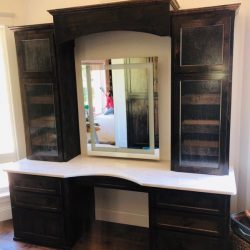 remodeled dresser